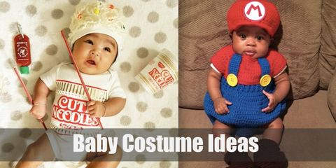 10 of the Best Costumes Ideas for Baby Girls & Boys