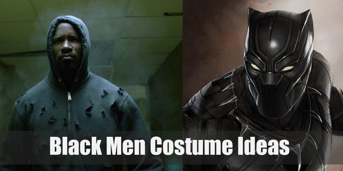 10 Fun & Awesome Costume Ideas For Black Men for Cosplay ...