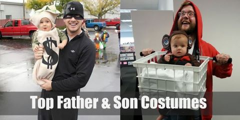 The Top 10 wacky and winning Halloween Costume Ideas for Father and Son