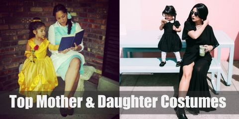 The Top 10 Adorable and Memorable Halloween Costume Ideas for Mother and Daughters