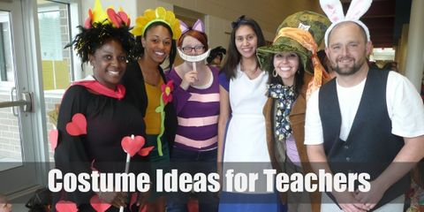 10 Easy & Creative Costume Ideas for Teachers