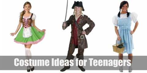 10 Cute & Easy DIY Costume Ideas for Teenagers