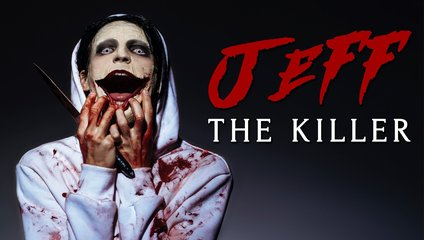 The point of Jeff the Killer's outfit is not his clothing or shoes, but his incredibly creepy and horrific face.