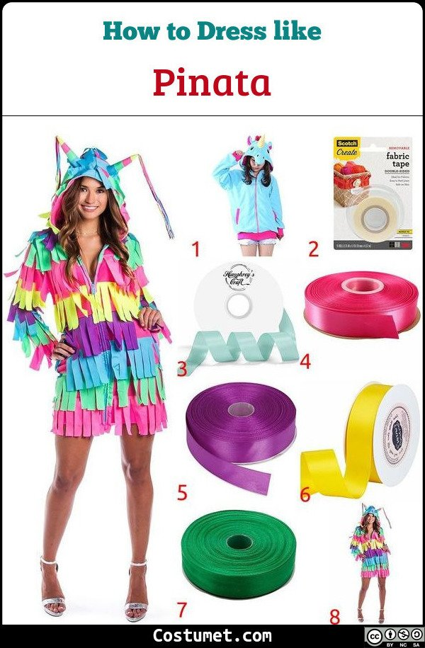 Pinata Costume for Cosplay & Halloween