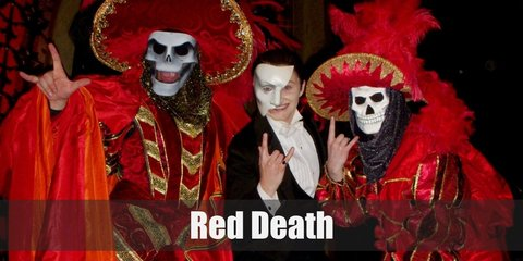 Red Death (Phantom of the Opera) Costume