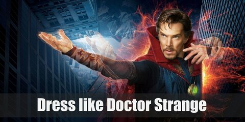 Mystical Doctor Strange Costume