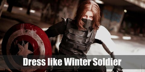 The Winter Soldier Costume