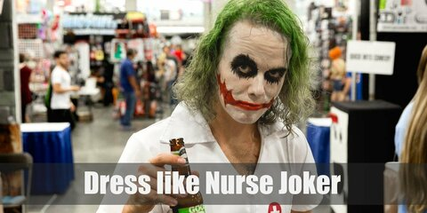 The Joker (The Dark Knight) costume