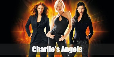 Charlie's Angels Costume