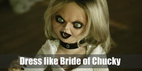 Bride of Chucky from Child's Play Costume