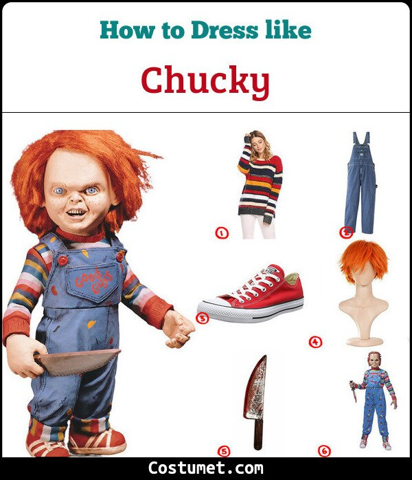 Chucky Cosplay & Costume Guide