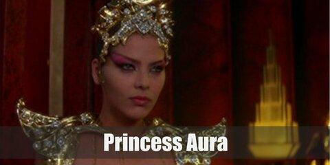 Princess Aura (Flash Gordon) Costume