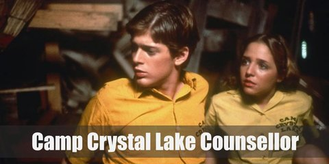Camp Crystal Lake Counsellor (Friday the 13th) Costume
