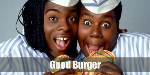 Ed & Dexter (Good Burger) Costume