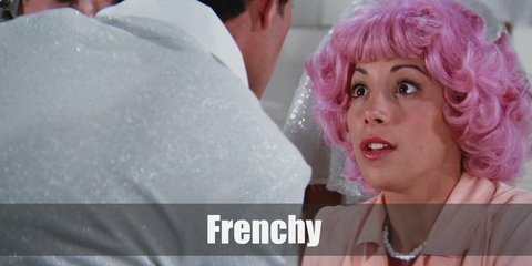 Frenchy (Grease) Costume