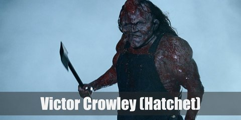 Victor Crowley (Hatchet) Costume