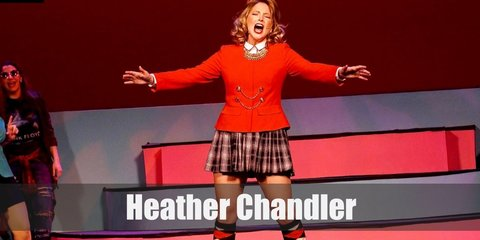 Heather Chandler (Heathers) Costume