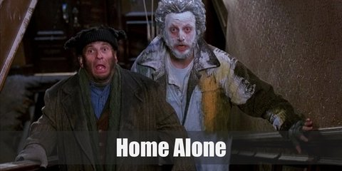 Kevin Mccallister & Home Alone Robbers / Wet Bandits Costume