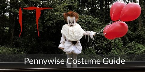Clown Pennywise Costume