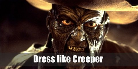 The Creeper (Jeepers Creepers) Costume