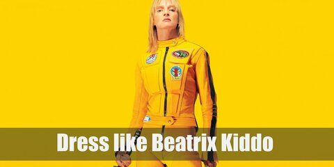 Beatrix Kiddo (Kill Bill) Costume