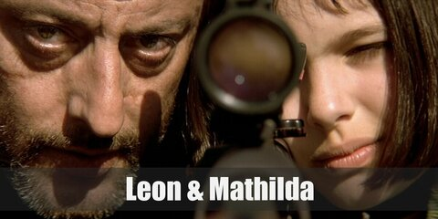 Leon and Mathilda Costume