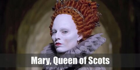 Mary Queen of Scots Costume