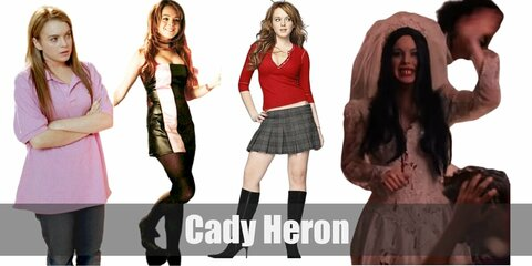 Cady Heron (Mean Girls) Costume