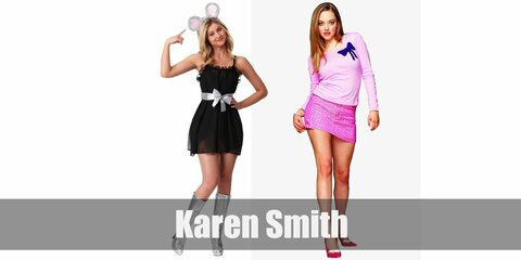 Karen Smith (Mean Girls) Costume