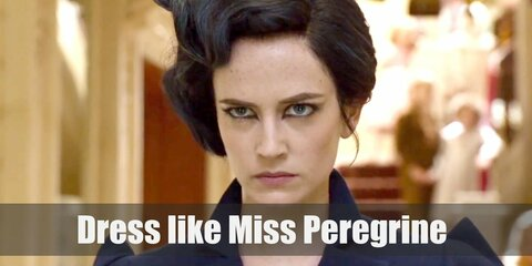 Miss Peregrine has a very unique and chic sense of style when compared to many other schoolmarms and headmistresses.