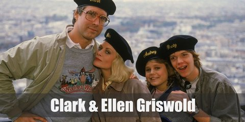 Clark & Ellen Griswold Costume (National Lampoon's Vacation)