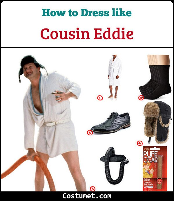 Cousin Eddie Cosplay & Costume Guide
