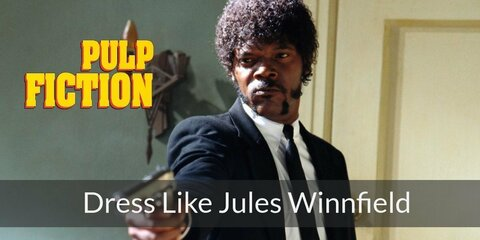 Jules Winnfield (Pulp Fiction) Costume