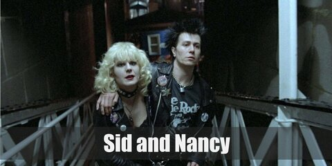 Sid and Nancy Costume