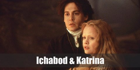 Ichabod Crane & Katrina van Tassel (Sleepy Hollow) Costume