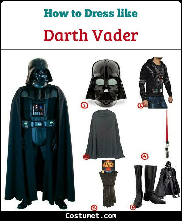 Darth Vader Cosplay & Costume Guide