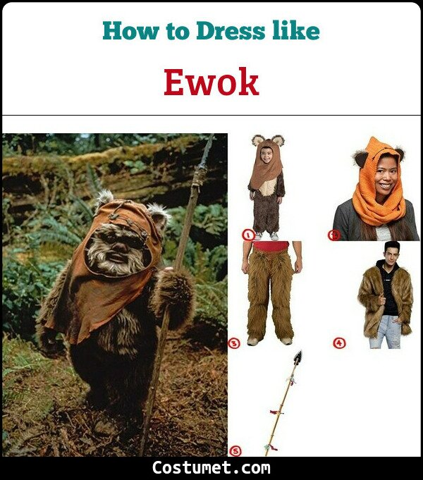 Ewok Cosplay & Costume Guide
