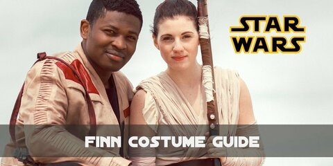 Create Your Own Finn (F-2187) from Star Wars Costume