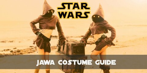 Dress like Jawas from Star Wars Costume