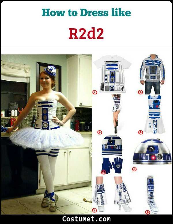 R2d2 Cosplay & Costume Guide