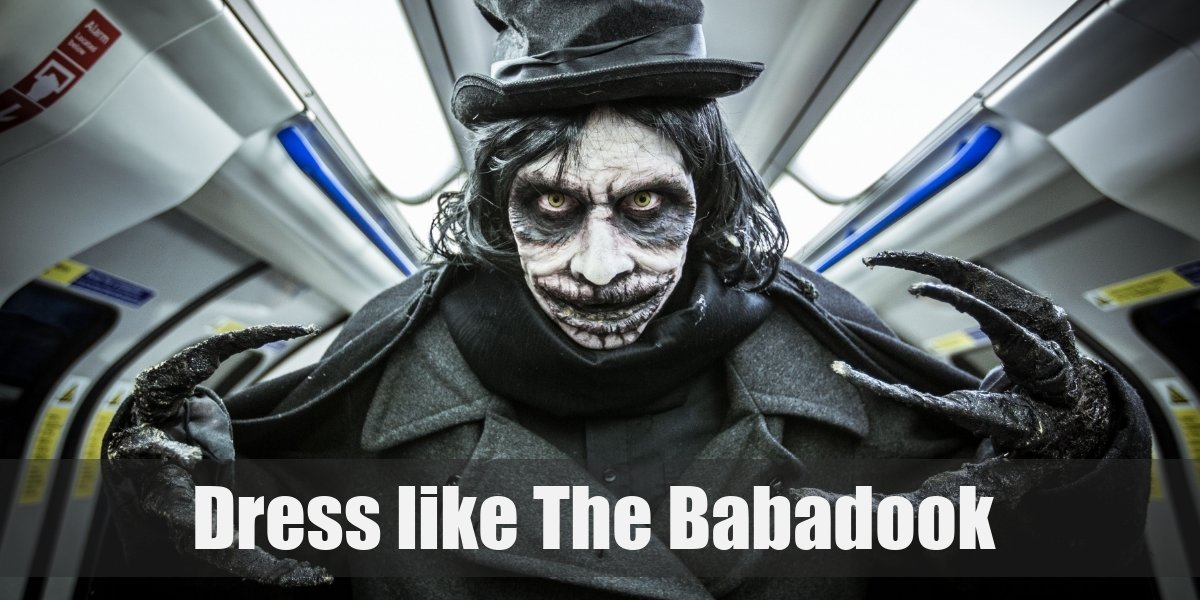 The Babadook Costume For Cosplay Amp Halloween