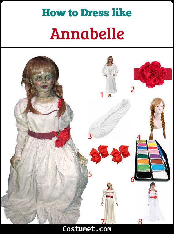 The Conjuring Costume for Cosplay & Halloween