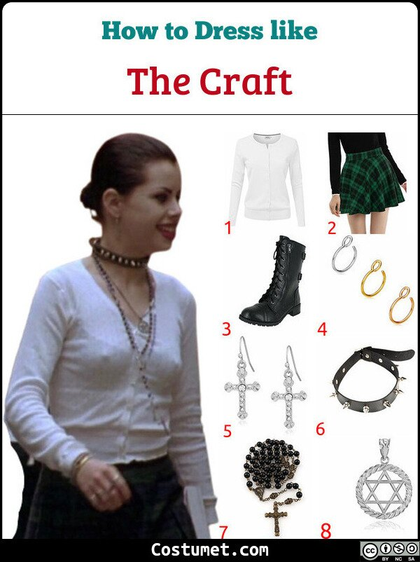 The Craft Costume for Cosplay & Halloween