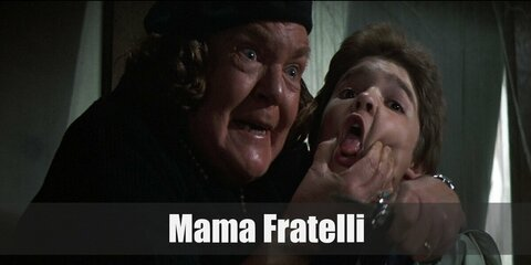 Mama Fratelli (The Goonies) Costume