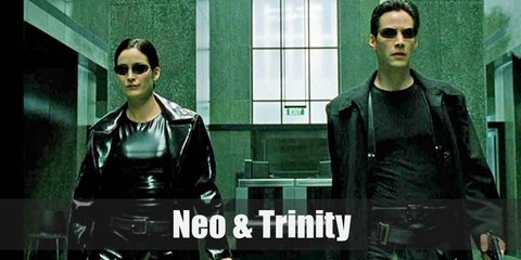 Neo and Trinity (The Matrix) Costume
