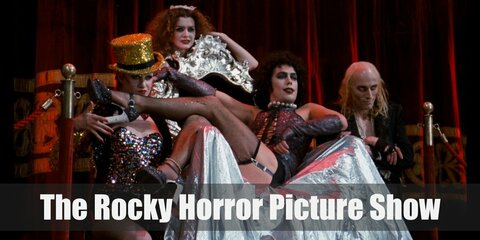 Magenta, Riff Raff, Columbia (The Rocky Horror Picture Show) Costume