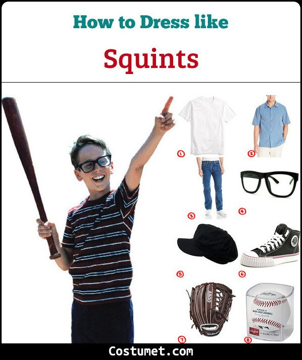 Squints Cosplay & Costume Guide