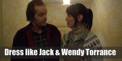 Wendy & Jack Torrance (The Shining) Costume