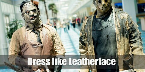 Leatherface (The Texas Chainsaw Massacre) Costume