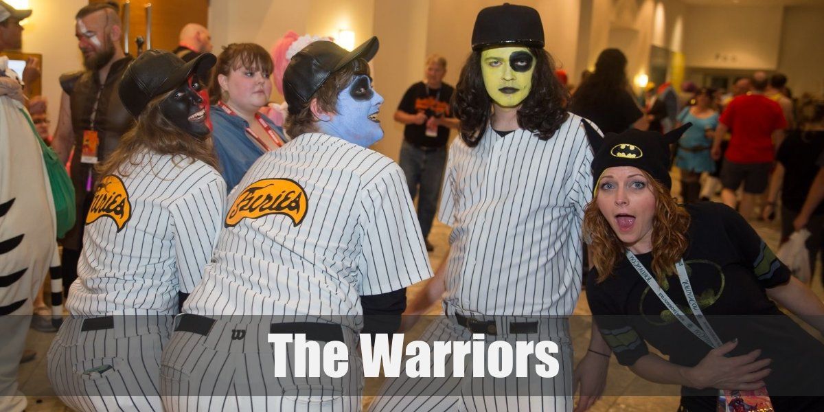 The Baseball Furies The Warriors Costume For Cosplay Halloween 2020